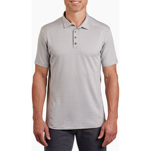 Men's AirKuhl Polo-Kuhl-Cloud Gray-S-Uncle Dan's, Rock/Creek, and Gearhead Outfitters