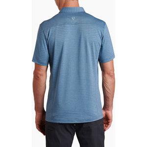 Men's AirKuhl Polo-Kuhl-Carbon-S-Uncle Dan's, Rock/Creek, and Gearhead Outfitters