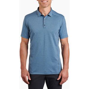 Men's AirKuhl Polo-Kuhl-Marin Blue-S-Uncle Dan's, Rock/Creek, and Gearhead Outfitters