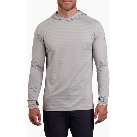 Men's AirKuhl Hoody-Kuhl-Cloud Gray-S-Uncle Dan's, Rock/Creek, and Gearhead Outfitters
