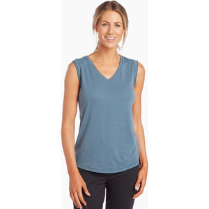 Women's Juniper Tank-Kuhl-Overcast-XS-Uncle Dan's, Rock/Creek, and Gearhead Outfitters