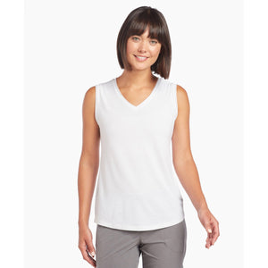Women's Juniper Tank-Kuhl-White-XS-Uncle Dan's, Rock/Creek, and Gearhead Outfitters