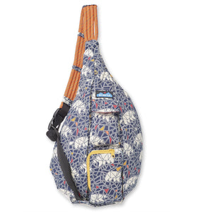 Rope Bag-Kavu-Mosaic-Uncle Dan's, Rock/Creek, and Gearhead Outfitters