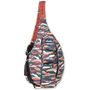 Rope Bag-Kavu-Rolling Hills-Uncle Dan's, Rock/Creek, and Gearhead Outfitters