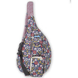 Rope Bag-Kavu-Sakura Fall-Uncle Dan's, Rock/Creek, and Gearhead Outfitters