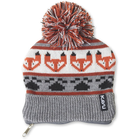 Tiny Beanie Pouch-Kavu-Foxy-Uncle Dan's, Rock/Creek, and Gearhead Outfitters