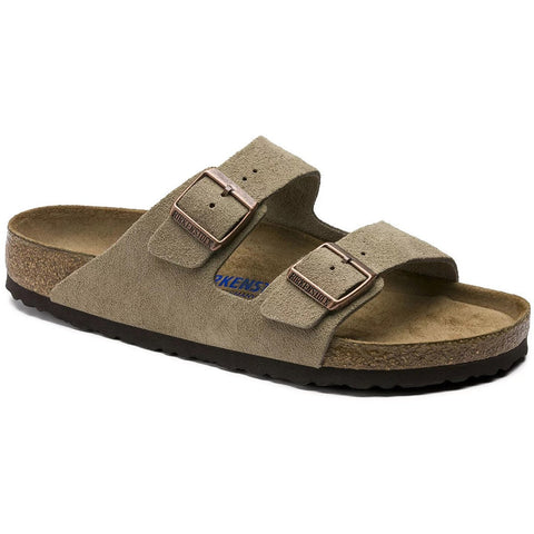 Arizona Soft Footbed Suede Leather-0951301_Taupe