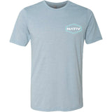 Acadia Short Sleeve Tee-Nativ-Heather Orchid-S-Uncle Dan's, Rock/Creek, and Gearhead Outfitters
