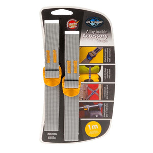 "20mm Accessory Straps 1M/40""-Sea to Summit-Uncle Dan's, Rock/Creek, and Gearhead Outfitters"