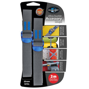 "20mm Accessory Straps 2M/80""-Sea to Summit-Uncle Dan's, Rock/Creek, and Gearhead Outfitters"