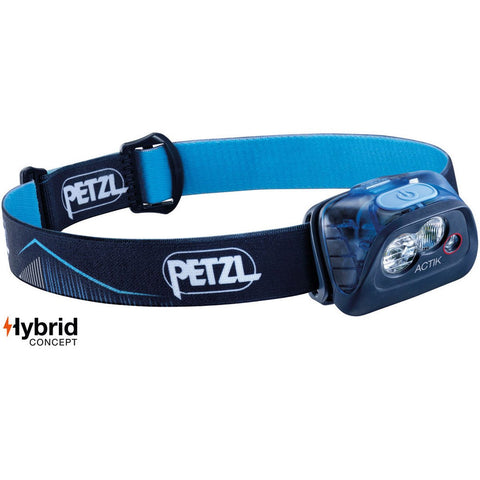 Actik 350-Petzl-Blue-Uncle Dan's, Rock/Creek, and Gearhead Outfitters