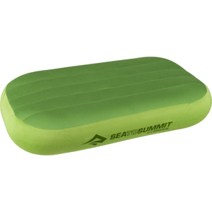 Aeros Premium Pillow - Deluxe-Sea to Summit-Lime-Uncle Dan's, Rock/Creek, and Gearhead Outfitters