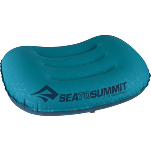 Aeros Ultralight Pillow - Large-Sea to Summit-Aqua-Uncle Dan's, Rock/Creek, and Gearhead Outfitters