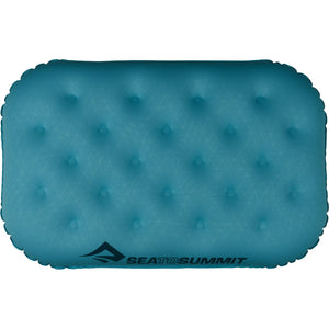 Aeros Pillow Ultralight - Deluxe-Sea to Summit-Aqua-Uncle Dan's, Rock/Creek, and Gearhead Outfitters