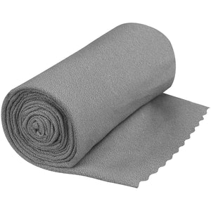 "Airlite Towel 21"" X 52""-Sea to Summit-Grey-Uncle Dan's, Rock/Creek, and Gearhead Outfitters"
