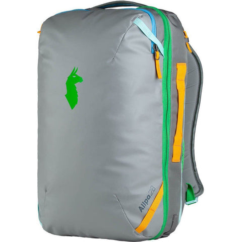 Allpa 28L Travel Pack-Cotopaxi-Graphite/Fiery Red-Uncle Dan's, Rock/Creek, and Gearhead Outfitters