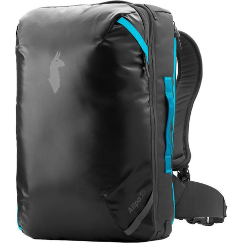 Allpa 35L Travel Pack-Cotopaxi-Black-Uncle Dan's, Rock/Creek, and Gearhead Outfitters