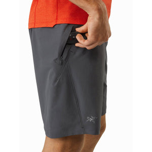 Men's Aptin Short-Arc'teryx-Black-M-Uncle Dan's, Rock/Creek, and Gearhead Outfitters