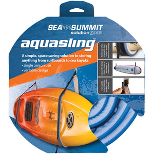AquaSlings 2-Pack-Sea to Summit-Blue-Uncle Dan's, Rock/Creek, and Gearhead Outfitters