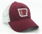 AR State Trucker-Nativ-Brown/Tan-Uncle Dan's, Rock/Creek, and Gearhead Outfitters