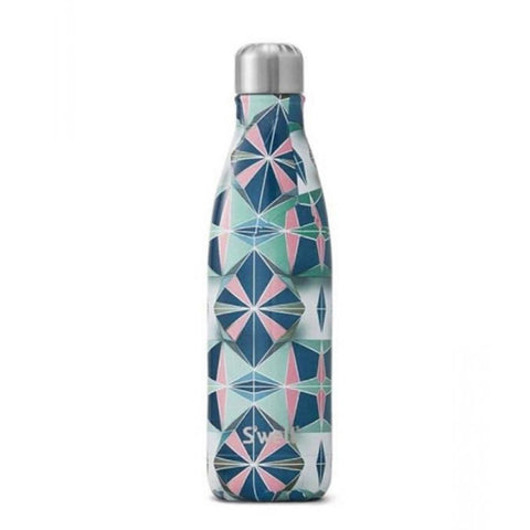 Art Deco Water Bottle 17 oz