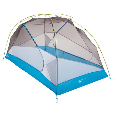 Aspect 2 Tent-Mountain Hardwear-Grey Ice-Uncle Dan's, Rock/Creek, and Gearhead Outfitters