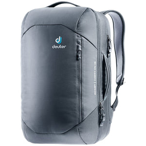 Aviant Carry On 28-Deuter-Black-Uncle Dan's, Rock/Creek, and Gearhead Outfitters