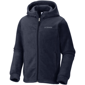 Boys Steens II Fleece Hoodie Jacket-Columbia-Collegiate Navy-L-Uncle Dan's, Rock/Creek, and Gearhead Outfitters