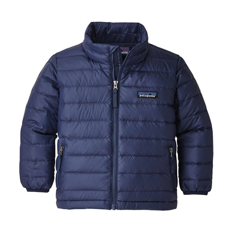 Baby Down Sweater-Patagonia-Classic Navy-6-12M-Uncle Dan's, Rock/Creek, and Gearhead Outfitters