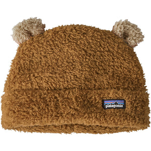 Baby Furry Friends Hat-Patagonia-Beech Brown-6-12M-Uncle Dan's, Rock/Creek, and Gearhead Outfitters