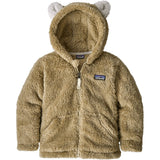 Baby Furry Friends Hoody-Patagonia-El Cap Khaki-6-12M-Uncle Dan's, Rock/Creek, and Gearhead Outfitters