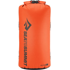 Big River Dry Bag 65L-Sea to Summit-Orange-Uncle Dan's, Rock/Creek, and Gearhead Outfitters