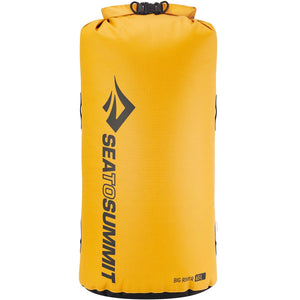 Big River Dry Bag 65L-Sea to Summit-Yellow-Uncle Dan's, Rock/Creek, and Gearhead Outfitters