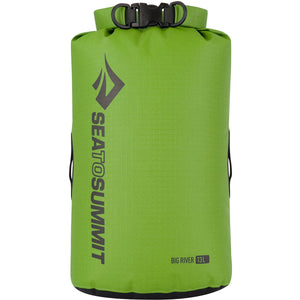 Big River Dry Bag 13L-Sea to Summit-Apple Green-Uncle Dan's, Rock/Creek, and Gearhead Outfitters