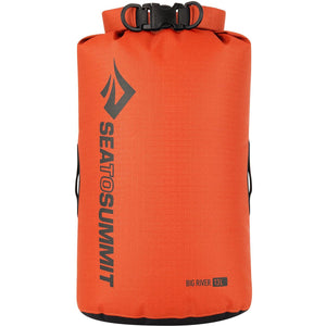 Big River Dry Bag 13L-Sea to Summit-Orange-Uncle Dan's, Rock/Creek, and Gearhead Outfitters