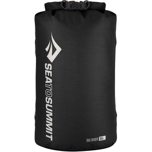 Big River Dry Bag 35L-Sea to Summit-Black-Uncle Dan's, Rock/Creek, and Gearhead Outfitters