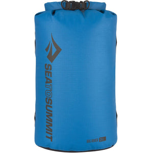 Big River Dry Bag 35L-Sea to Summit-Royal Blue-Uncle Dan's, Rock/Creek, and Gearhead Outfitters