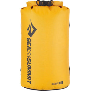 Big River Dry Bag 35L-Sea to Summit-Yellow-Uncle Dan's, Rock/Creek, and Gearhead Outfitters