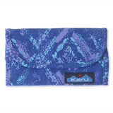 Big Spender Wallet-Kavu-Ocean Overlay-Uncle Dan's, Rock/Creek, and Gearhead Outfitters