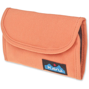 Big Spender Wallet-Kavu-Peach-Uncle Dan's, Rock/Creek, and Gearhead Outfitters