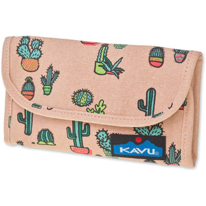 Big Spender Wallet-Kavu-Prickle Perfect-Uncle Dan's, Rock/Creek, and Gearhead Outfitters