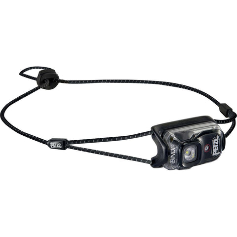 Bindi Headlamp-Petzl-Black-Uncle Dan's, Rock/Creek, and Gearhead Outfitters