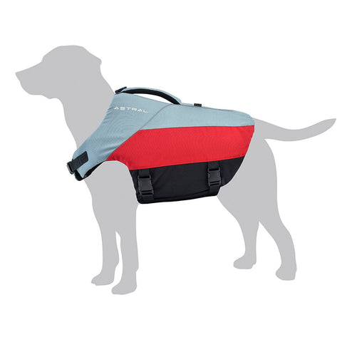 Bird Dog K9 PFD-Astral-Hound Gray-XS-Uncle Dan's, Rock/Creek, and Gearhead Outfitters