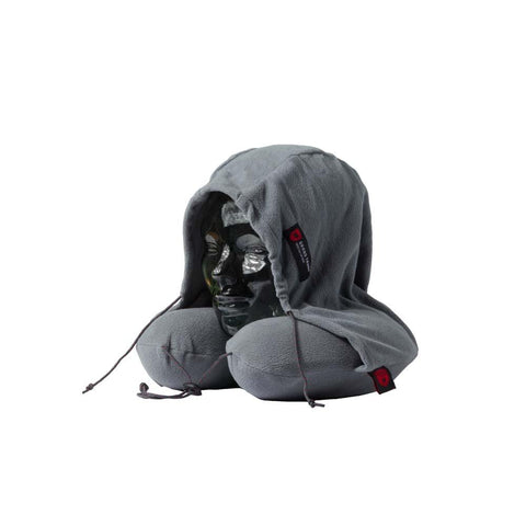 Blackout Hooded Neck Pillow-Grand Trunk-Slate Grey-Uncle Dan's, Rock/Creek, and Gearhead Outfitters