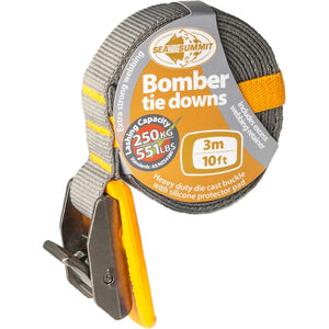 Bomber Tie Down 10ft/3m-Sea to Summit-Uncle Dan's, Rock/Creek, and Gearhead Outfitters