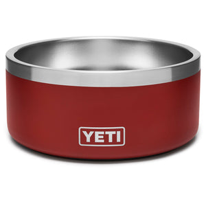 Boomer 4 Dog Bowl-Yeti-Brick Red-Uncle Dan's, Rock/Creek, and Gearhead Outfitters