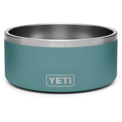 Boomer 8 Dog Bowl-Yeti-Black-Uncle Dan's, Rock/Creek, and Gearhead Outfitters