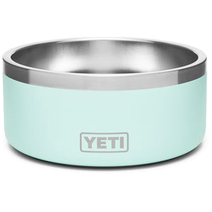 Boomer 4 Dog Bowl-Yeti-Seafoam-Uncle Dan's, Rock/Creek, and Gearhead Outfitters
