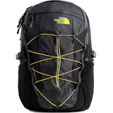 Borealis Backpack-The North Face-Asphalt Grey/Sulphur Spring Green-Uncle Dan's, Rock/Creek, and Gearhead Outfitters