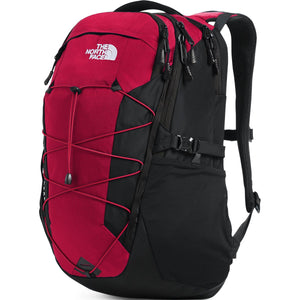 Borealis Backpack-The North Face-TNF Red Ripstop/TNF Black-Uncle Dan's, Rock/Creek, and Gearhead Outfitters